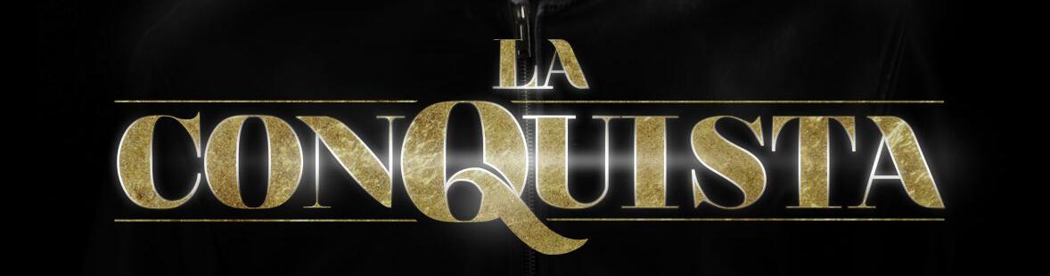 La-Conquista-Schrift